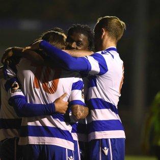 Report - Oxford City 5-0 Hemel Hempstead