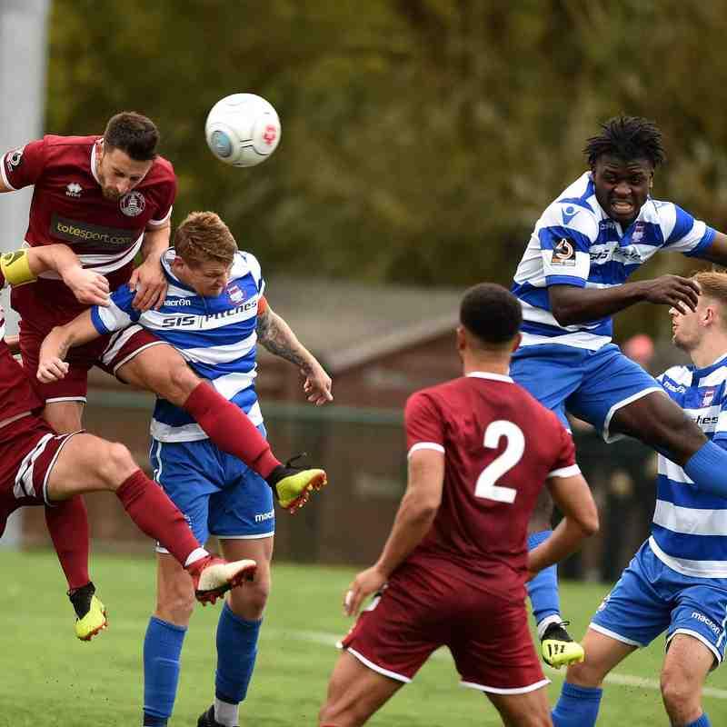 Chelmsford City - League (H) - 27/10/18