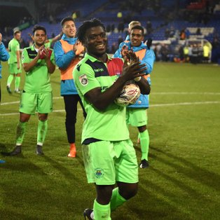 Report - Tranmere Rovers 3-3 Oxford City