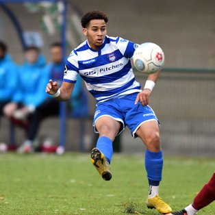 Report - Billericay Town 2-3 Oxford City