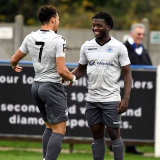 Report - Wealdstone 0-2 Oxford City
