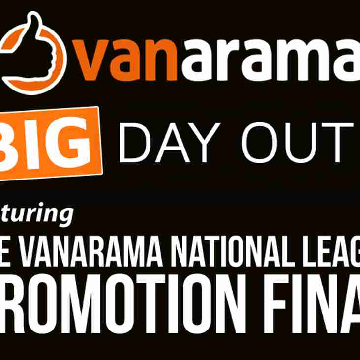 Vanarama Big Day Out 5 - Early Bird Offer