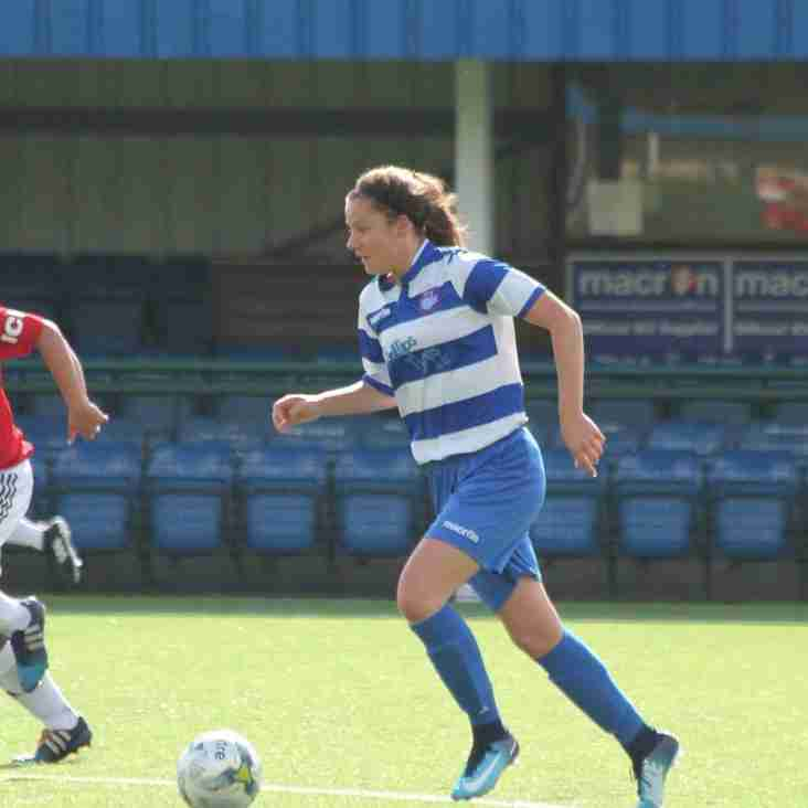 Oxford City LFC vs. Newbury Ladies LFC