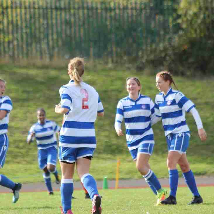 Oxford City LFC vs. AFC Bournemouth Women