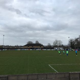 Report - Chippenham Town 0-1 Oxford City