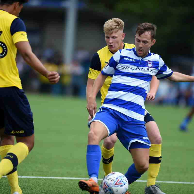 Oxford United - Friendly (H) - 09/07/2019