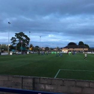 Report - Chippenham Town 1-1 Oxford City