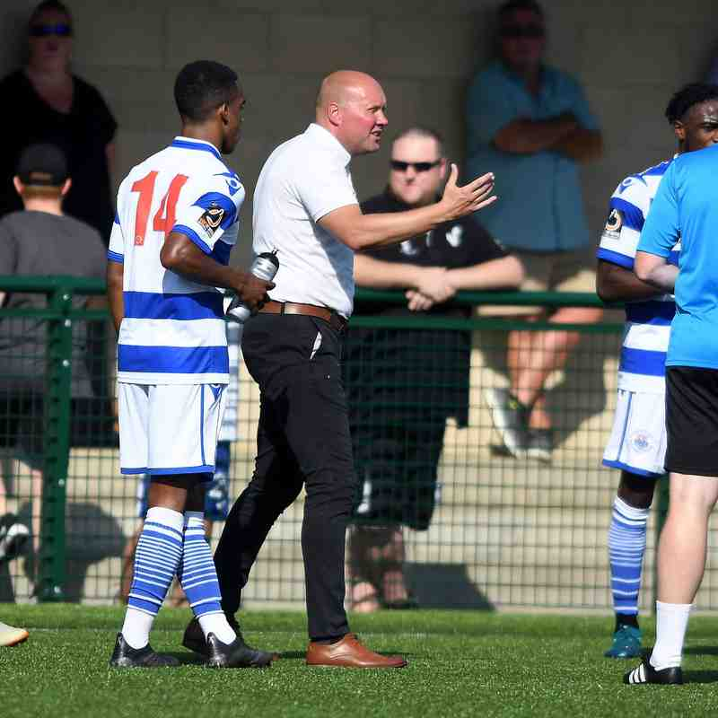 Hemel Hempstead - League (H) - 24/08/2019