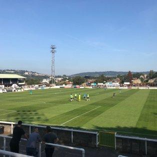 Report - Bath City 1-2 Oxford City