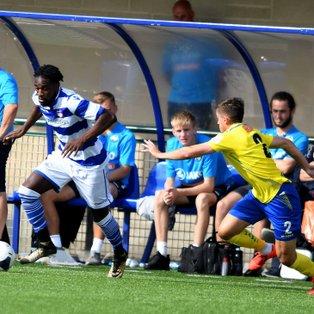 Report - Oxford City 0-3 Havant & Waterlooville