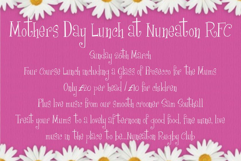 Mothers' Day at the Nuns !