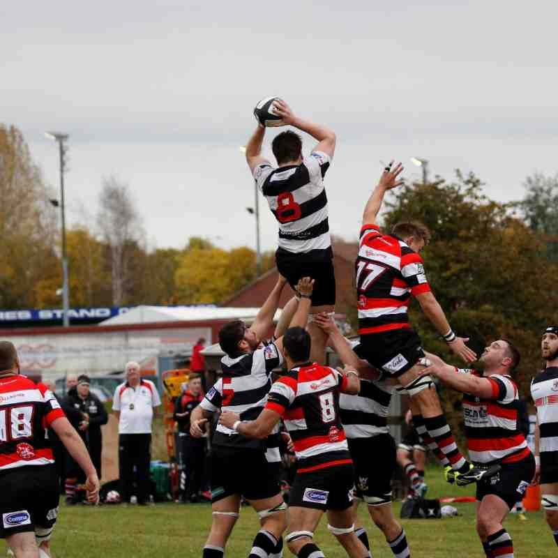 1st XV Action - Bedford Athletic
