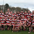 Saxons retain the Warwickshire 2nd XV cup!