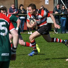1st XV Action - Broadstreet
