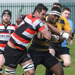 1st XV Action - Longton
