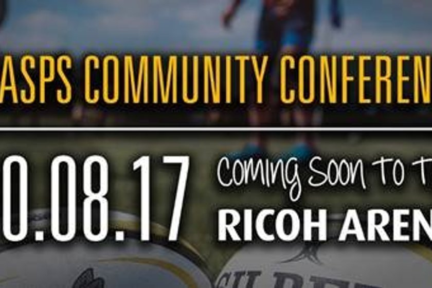 Wasps Community Conference - Save the date !