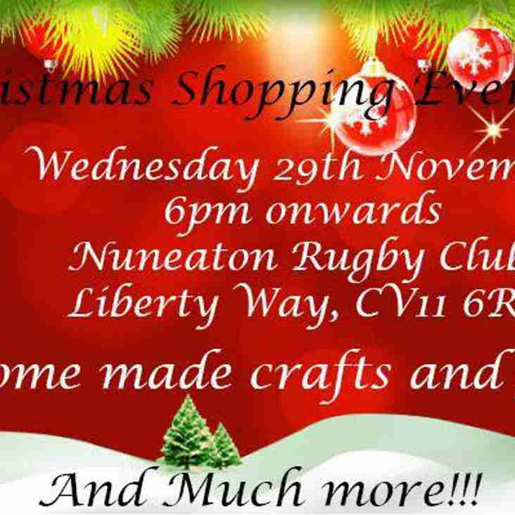 A Christmas Shopping Extravaganza awaits!