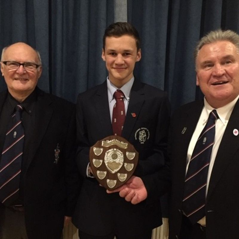 Warwickshire Referee Society honour Nuneaton Colt, Hayden Cottle...