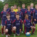 Under 13 Red beat Bulwell Athletic Sat 1 - 3