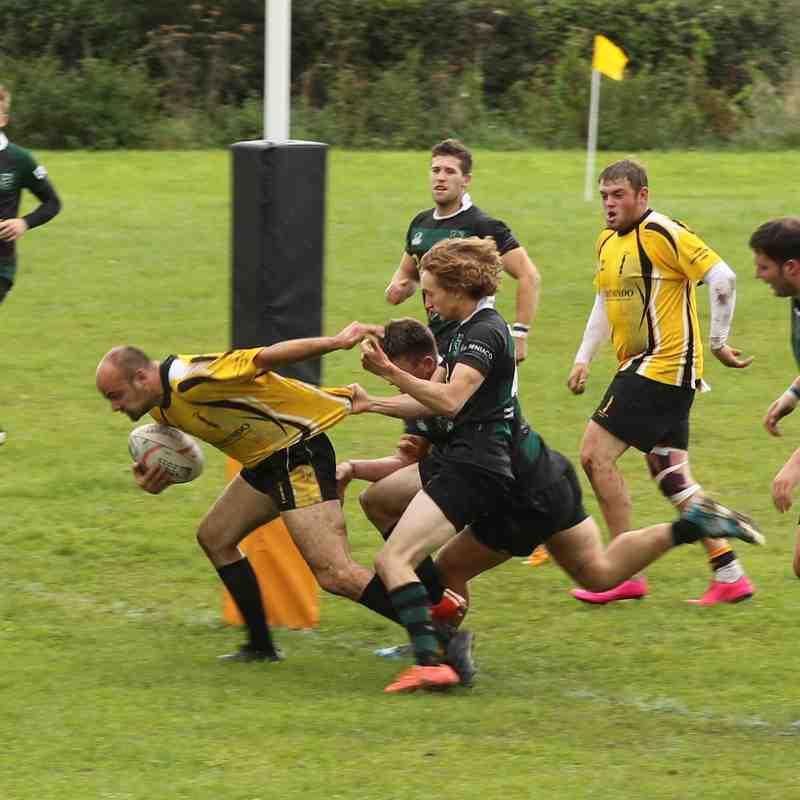 1st XV v Nth Walsham ll at Swaffham 16/09/17