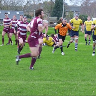 1st xv vs Trowbridge