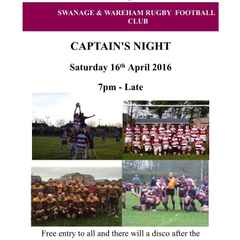 Captains Night