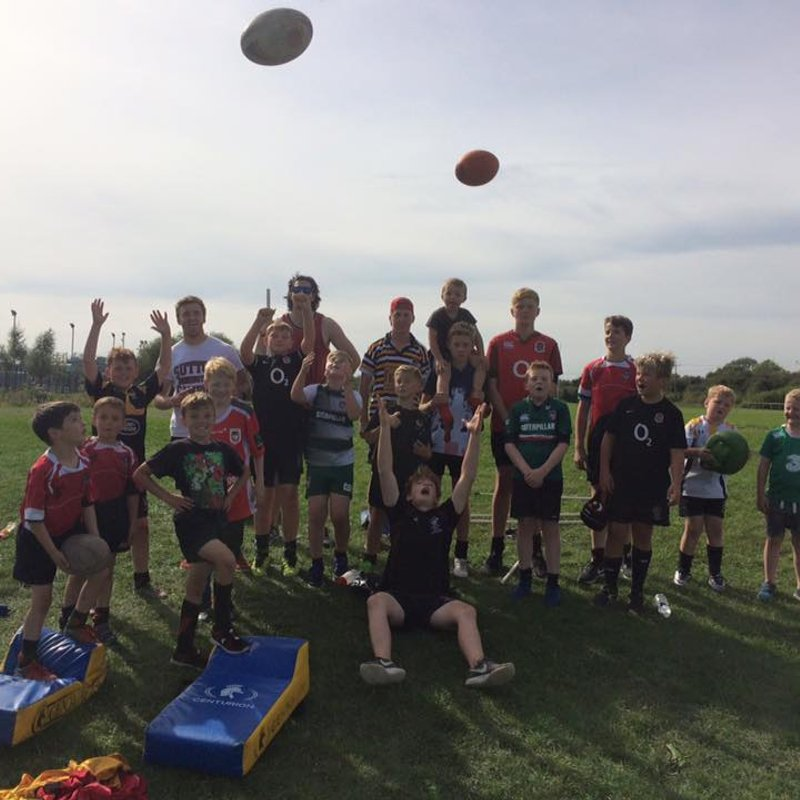 FEBRUARY 1/2 TERM RUGBY CAMP