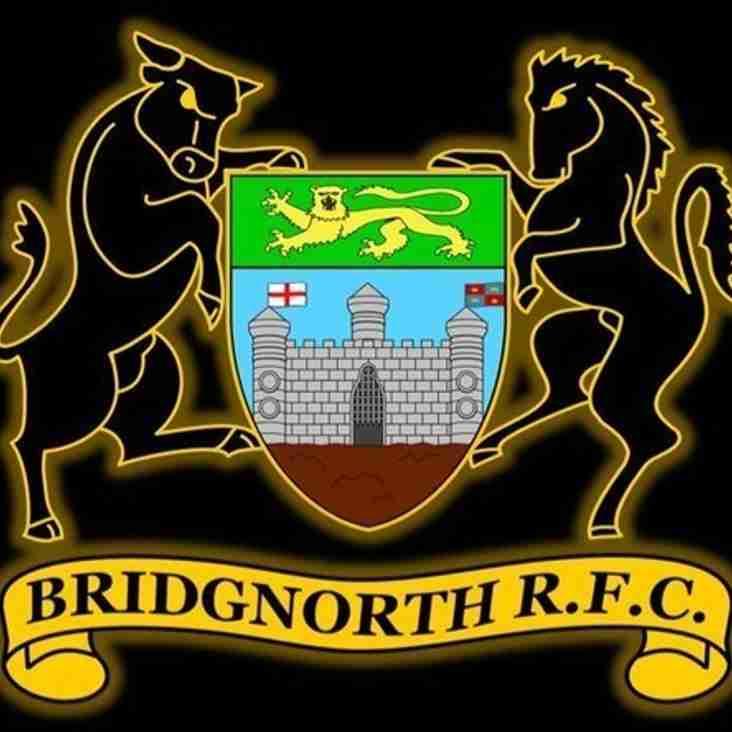 Team news for the weekend - Nuns host Bridgnorth