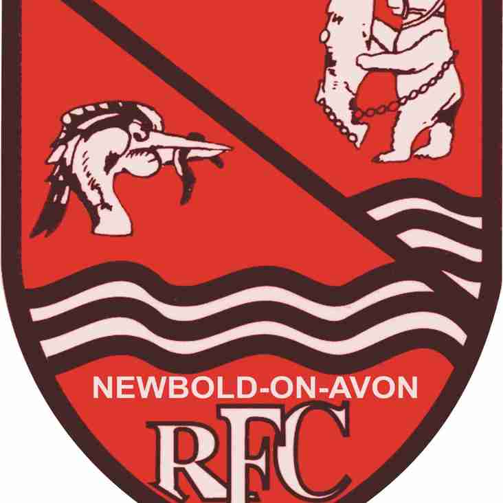 Team news for the weekend as 1st & Saxons host Newbold