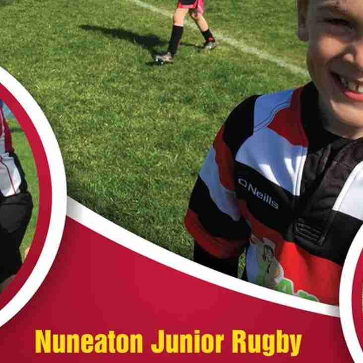 Give Rugby a 'Try' – Free Training Sessions