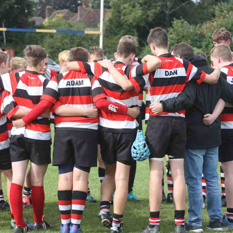 U15's Warks Cup - Kenilworth
