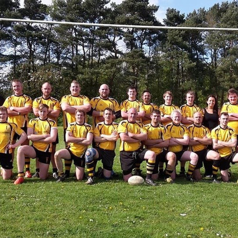 1st XV lose to Beccles 50 - 20