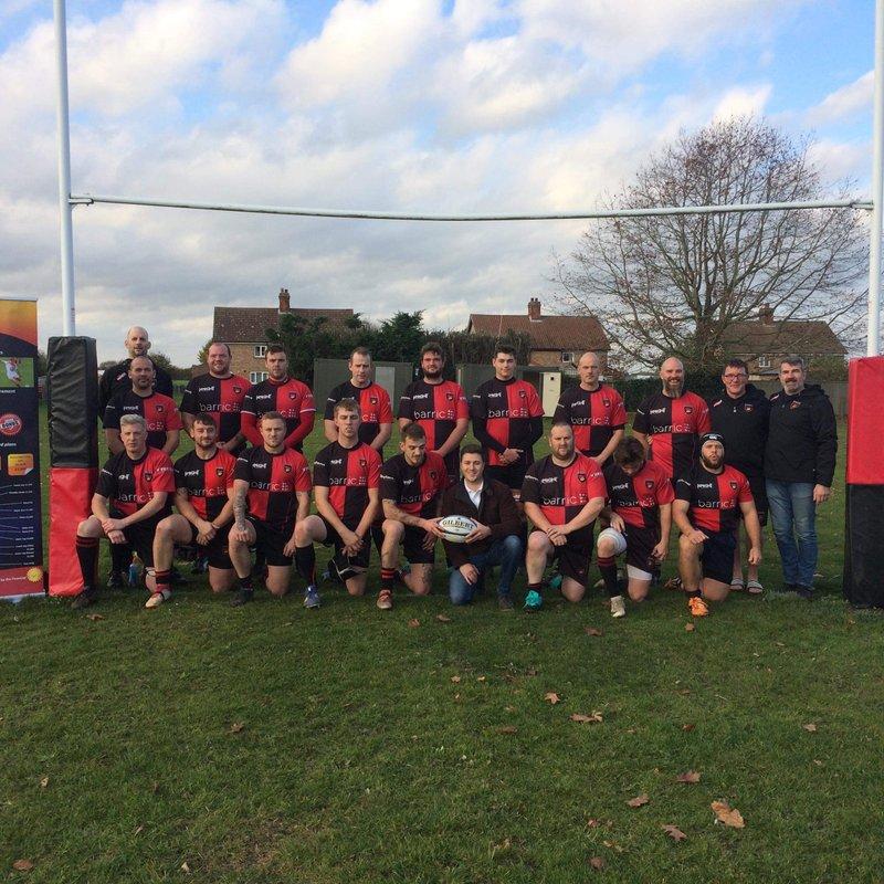 Wymondham II vs. Watton Rugby Club