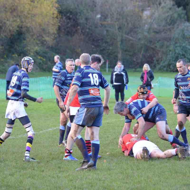 Cardiff Chiefs V Llanelli Warriors 25/11/17 Part 1