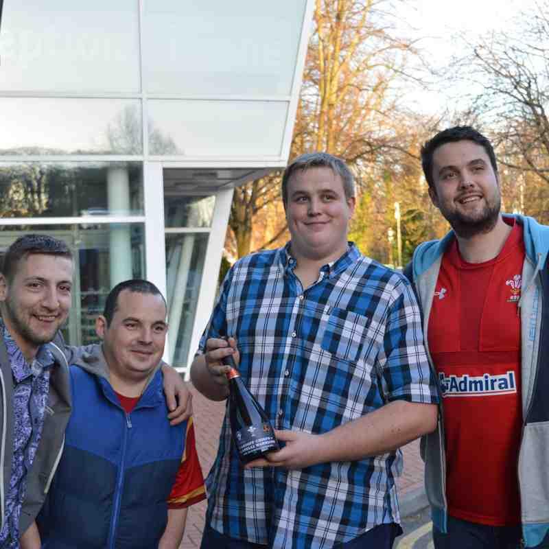 Cardiff Chiefs V Llanelli Warriors 25/11/17 Part 2