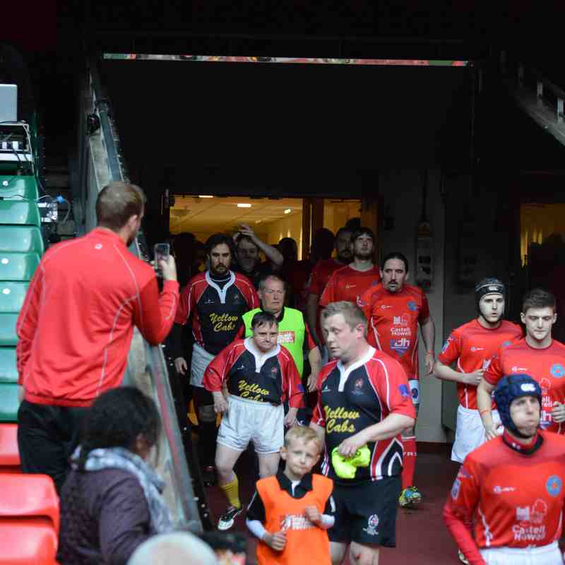 Llanelli Warriors at The Principality Stadium 30 April 2018 (Part 2)