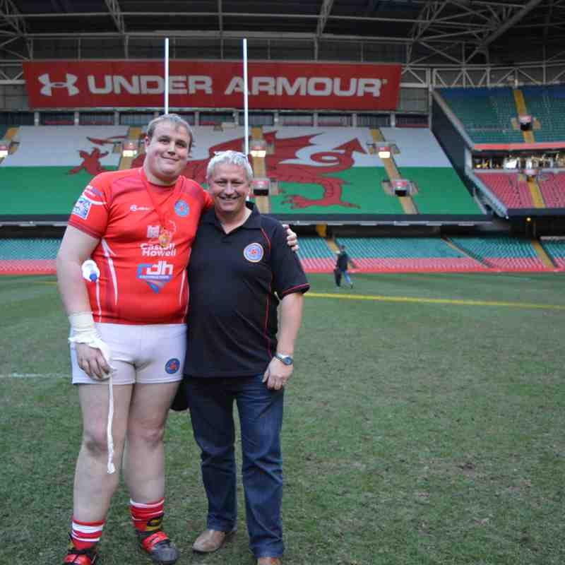 Llanelli Warriors at The Principality Stadium 30 April 2018 (Part 3)