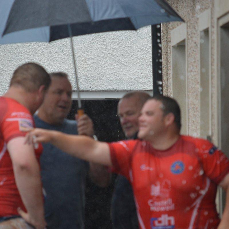 Ferryside Rfc v Llanelli Warriors (part 2)
