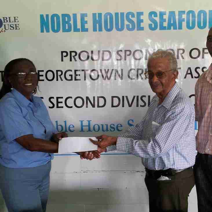 NOBLE HOUSE SEAFOODS COMPETITION 2015 - LAUNCHED ON 1ST APRIL.