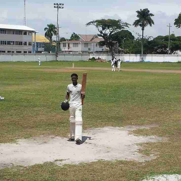 GCA – BRAINSTREET UNDER-15 SEMI-FINAL 2 MATCH REPORT 9 April, 2015.