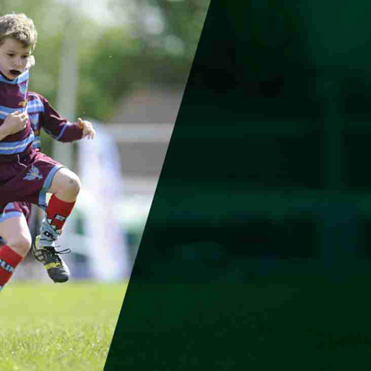 Minis and Juniors Rugby Tour 2018 - Butlins Minehead