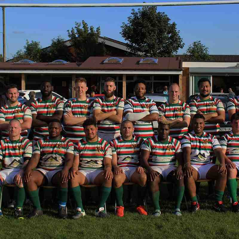 Aston 1XV Team