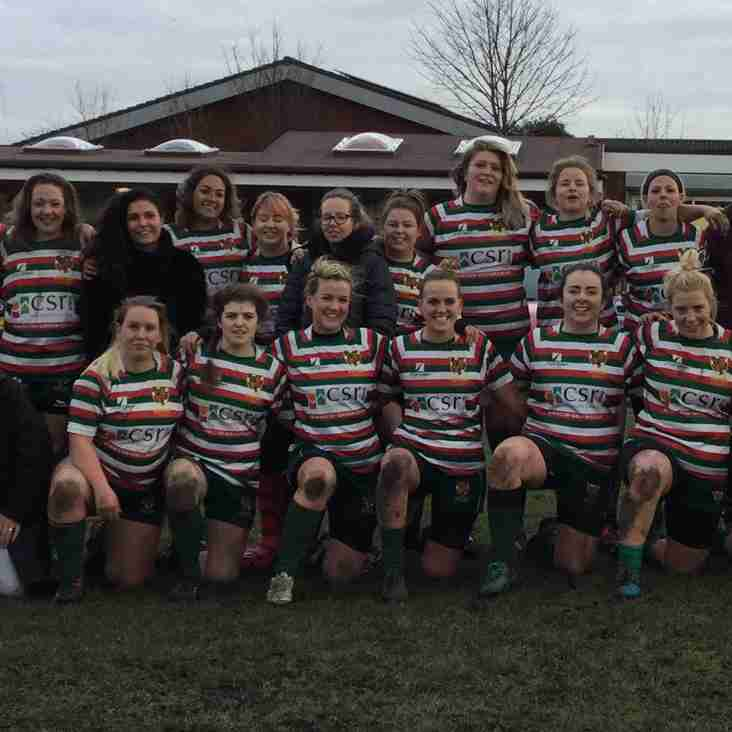 Home Fixture Win for Aston Ladies