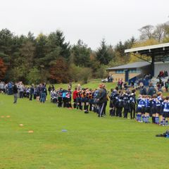 LRFC P7  v RHC Cougars RFC & Queensferry RFC - Sun 13 Nov 2016