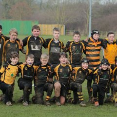 U13 vs Darlington 29th Jan 2017