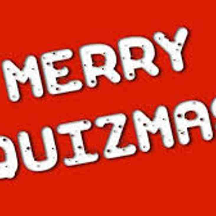 Christmas Quiz Night – All Welcome!