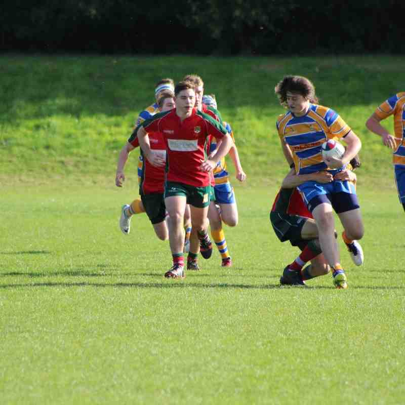 Colts V BroadS 15_10_16