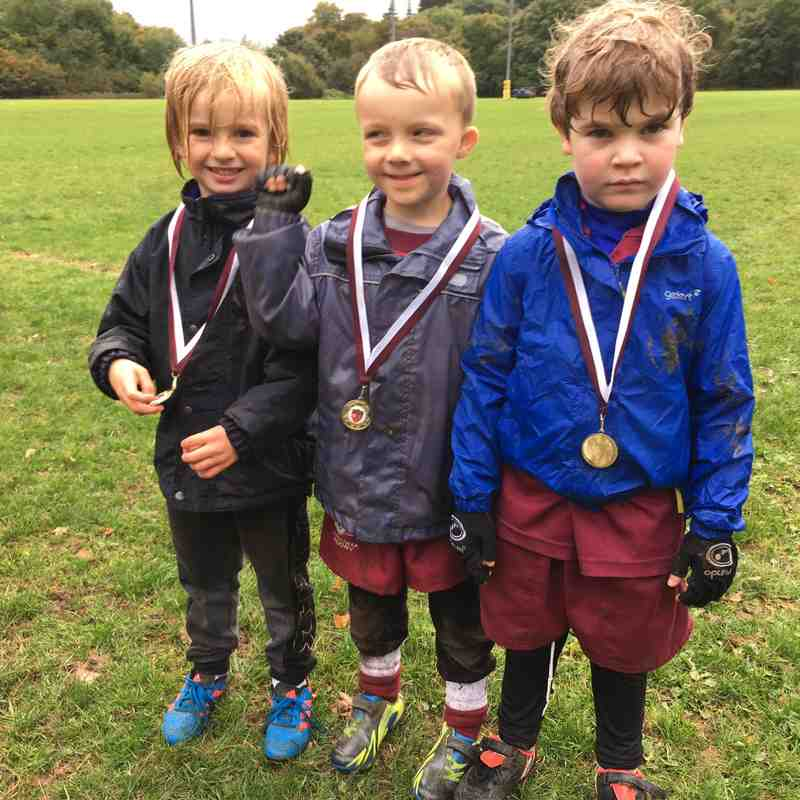 U5/6s Players of the Week Photos