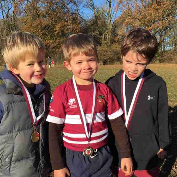 U5/6s Players of the Week - 4th Dec 2016