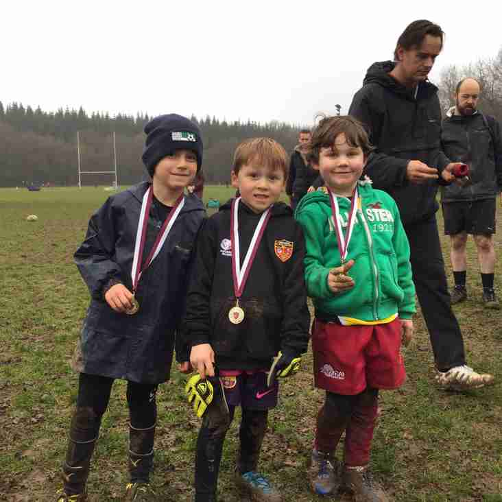U5/6s Players of the Week - 8th Jan 2017